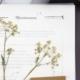 Herbarium-Vorlagen –– Vorlagen für dein eigenes Herbarium-Projekt. Nutze unsere Herbarium-Vorlagen und erstelle dein eigenes Herbarium.